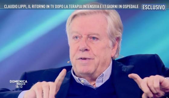 Domenica Live - Claudio Lippi