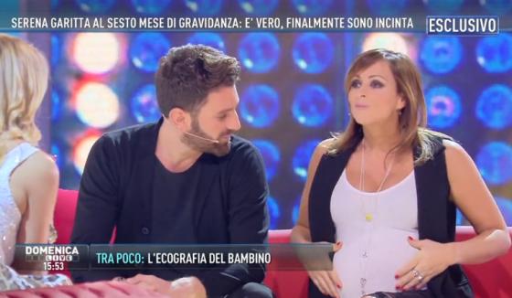 Domenica Live - Serena Garitta e Niccolò