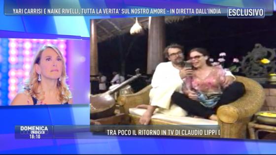 Domenica Live - Yari Carrisi e Naike Rivelli