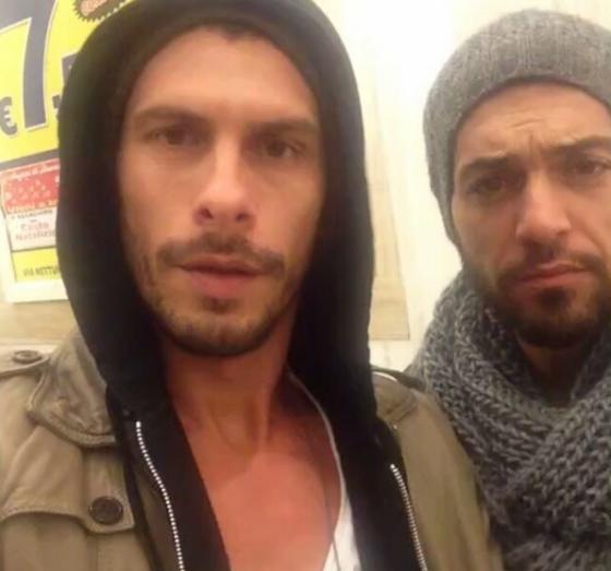 Livio Parisi e Alessandro Calabrese