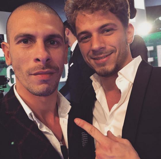 Livio Parisi e Igor Di Giovanni