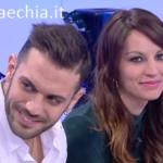 Trono classico - Gianmarco Valenza e Laura Molina