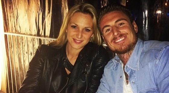 Vittoria Magagnini e Andrea Pietroni