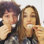 Barbara Donadio e Domenico Manfredi