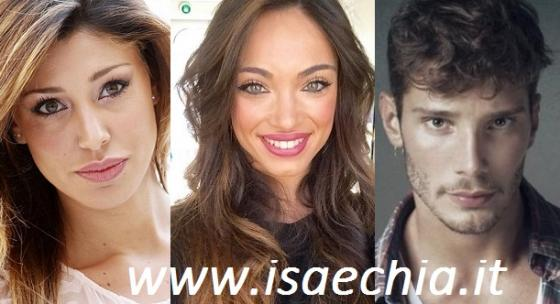 Belen Rodriguez, Lorella Boccial e Stefano De Martino