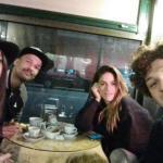 Domenico Manfredi, Barbara Donadio, Jessica Vella e Kevin Ishebabi