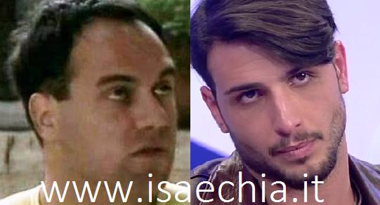 Fabio Ferrara e Carlo Verdone