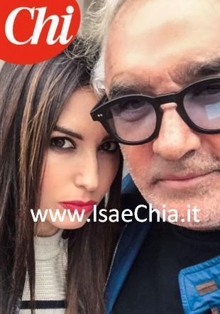 Flavio Briatore ed Elisabetta Gregoraci
