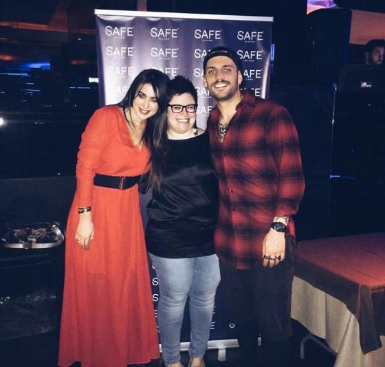 Gianmarco Valenza, Alessia Messina e Chia