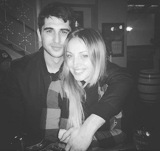 Jeremias Rodriguez e Rossella Intellicato
