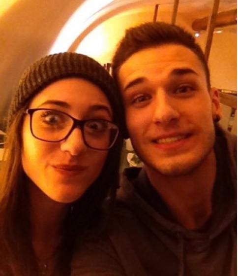 Nick Zaramella e Benedetta Orlandini