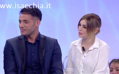 Trono classico - Aldo Palmeri e Alessia Cammarota