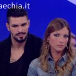 Trono classico - Cristian Gallella e Tara Gabrieletto