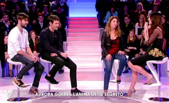 Verissimo - Aurora Guerra, Francisco Ortiz e Jordi Coll