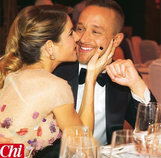Eleonora Pedron e Daniele Conte