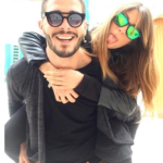 Gennaro D'Angelo e Noemi Ceccacci