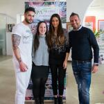 Gionatan Giannotti e Irene Casartelli