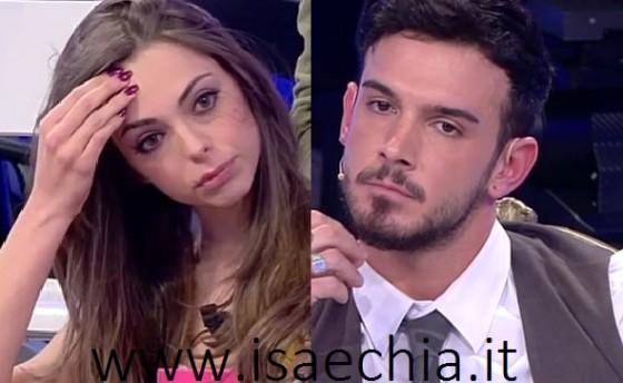 Giulia Carnevali e Lucas Peracchi
