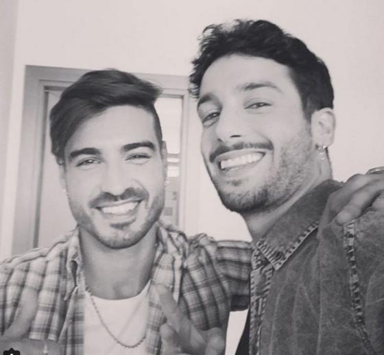 Jonas Berami e Fabio Colloricchio