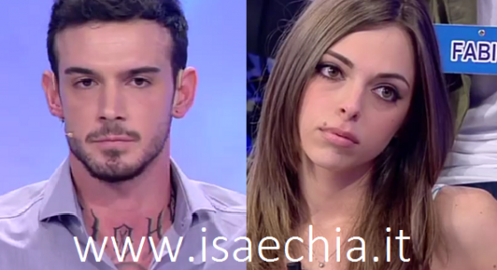 Lucas Peracchi e Giulia Carnevali
