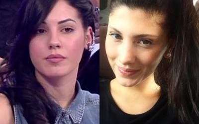 Somiglianza tra Giulia De Lellis e Giorgia Lucini