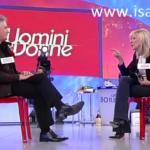 Trono over - Gemma Galgani e Giorgio Manetti