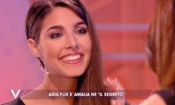 Aida Flix - Verissimo