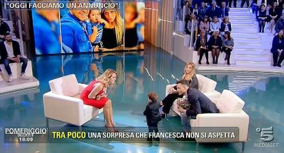 Francesca Del Taglia, Eugenio Colombo e Brando