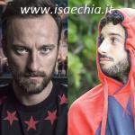 Francesco Facchinetti e Jonàs Berami