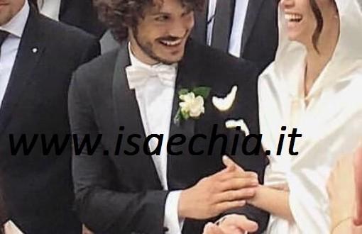 Francesca Rocco e Giovanni Masiero oggi sposi: le foto delle nozze