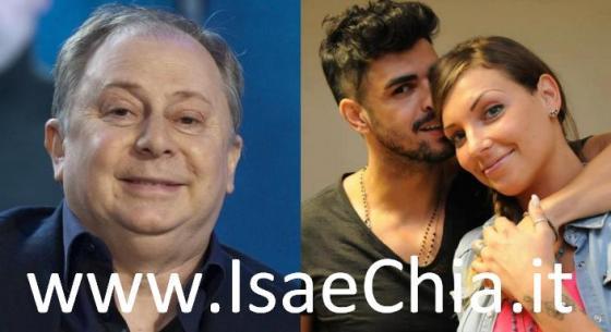 Lele Mora, Cristian Gallella e Tara Gabrieletto