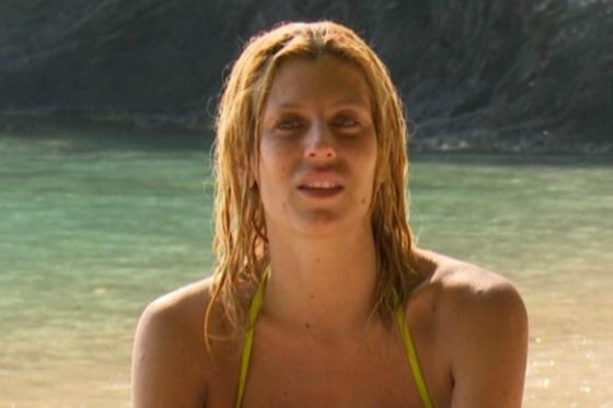Paola Caruso - Isola dei Famosi