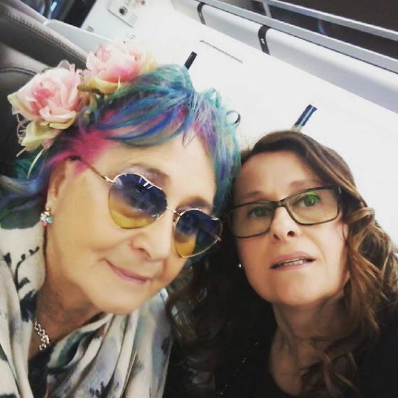 Sandra Malavasi e Rema Manzini