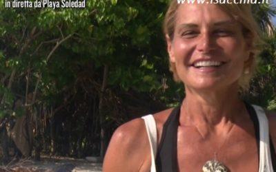 Simona Ventura - Isola dei Famosi