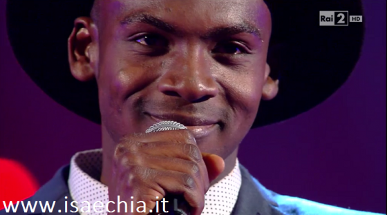 The Voice of Italy - Charles Kablan