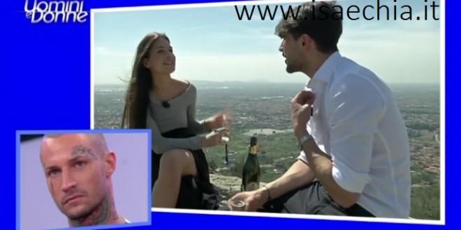 Ludovica Valli e Fabio Ferrara, la neo coppia è stata avvistata con le telecamere di 'Uomini e Donne' al seguito: foto