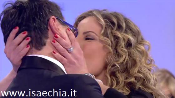 Trono over - Alberto Ilardo e Simona Galluzzi