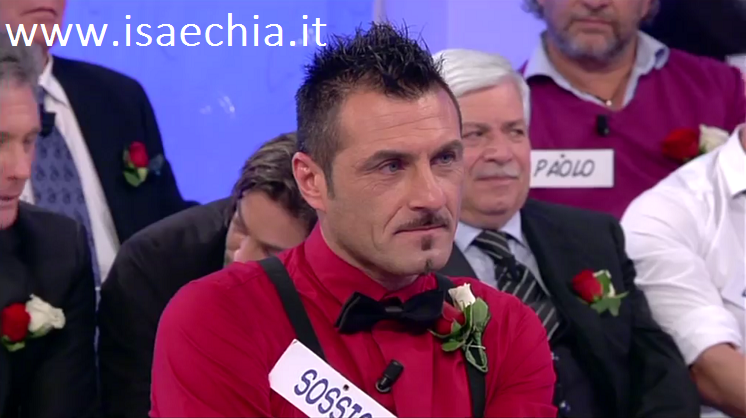 Sossio Aruta del Tono over, in lacrime per la ex moglie