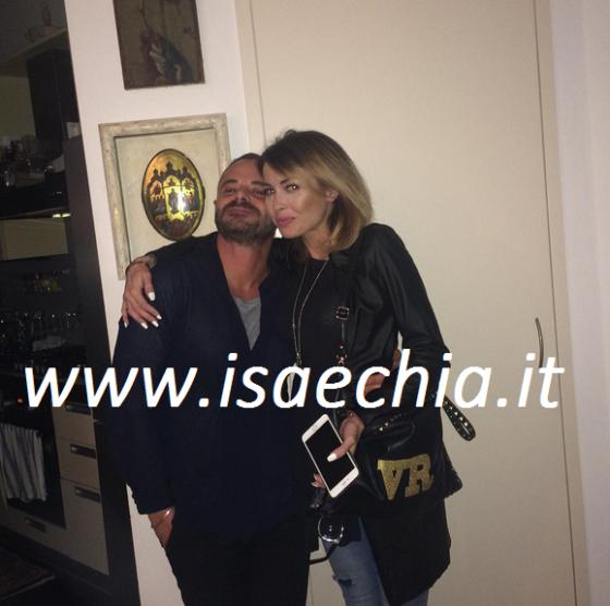 Valentina Rapisarda e Francesco Minunno