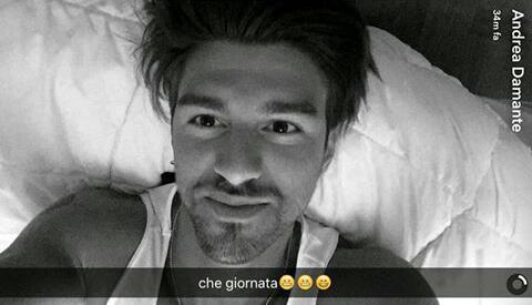 Andrea Damante