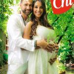 Juliana Moreira ed Edoardo Stoppa