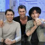 Kledi Kadiu, Fabrizio Moro e Carlo