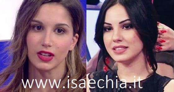 Laura Frenna e Giulia De Lellis