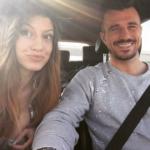 Luca Dorigo e Giulia Risari