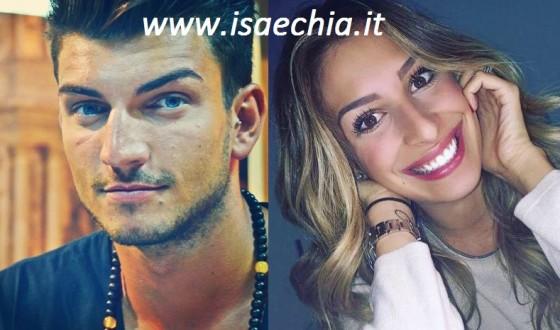 Marco Fantini e Valentina Allegri