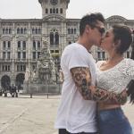 Stefano Laudoni e Valentina Vignali