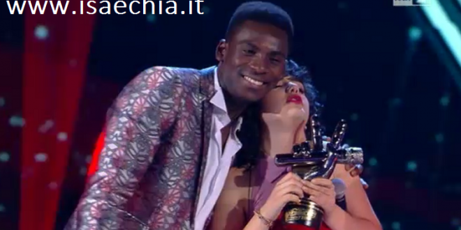 'The Voice of Italy 4′, vince Alice Paba del #TeamDolcenera!