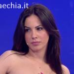 Trono classico - Giulia De Lellis