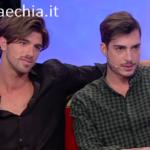 Trono classico - Andrea Damante e Oscar Branzani