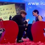 Trono classico - Andrea Damante e Giulia De Lellis